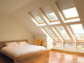 Velux Rooflight Installers in the City of London